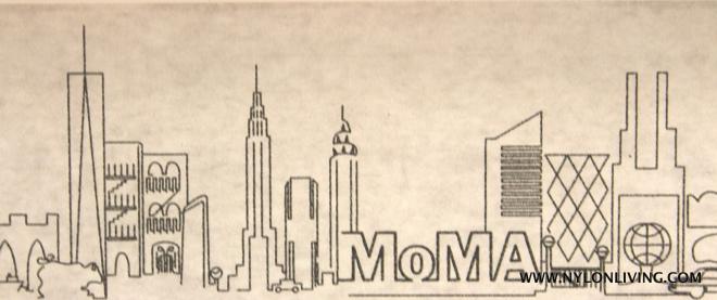 MoMA washi