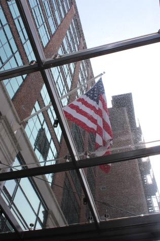 flag at Soho Mondrian
