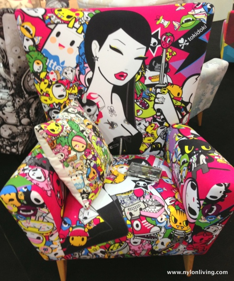 tokidoki chair