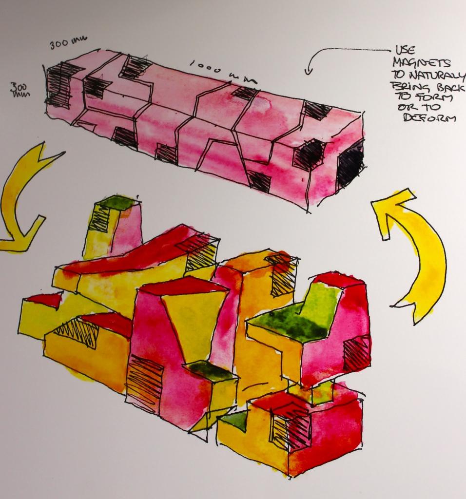 Egret's design