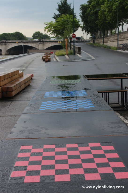 river walk game tables