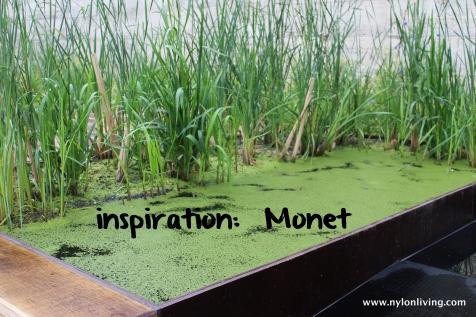 siene river walk monet garden