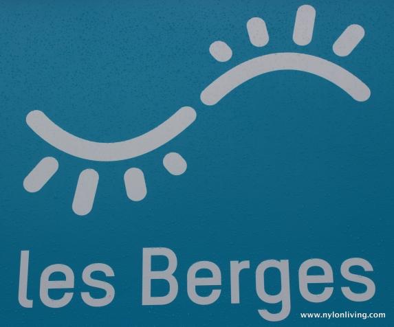 Les Berges Logo