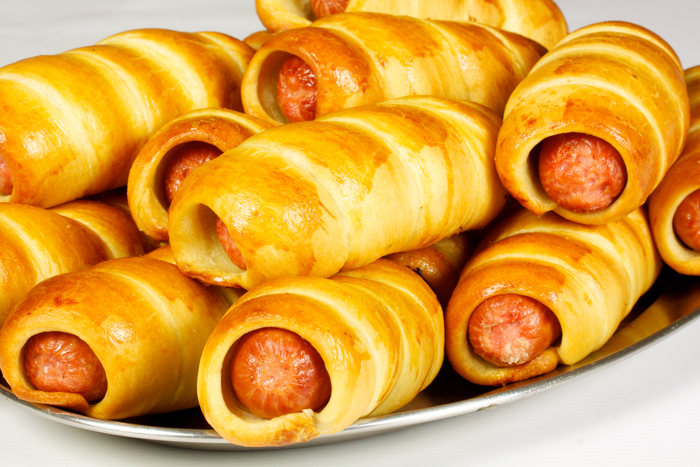 Hot Dog Puff Pastry Cheese