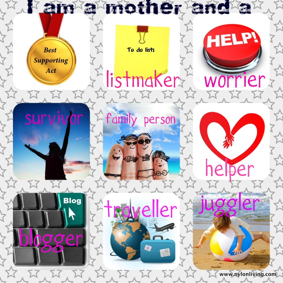 mother collage