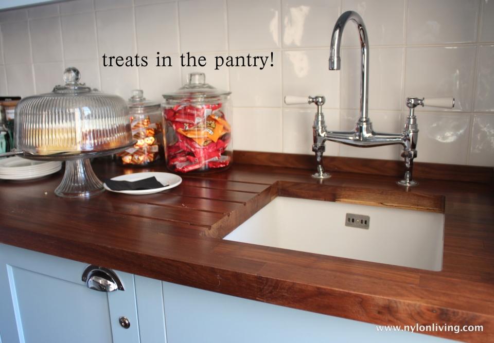 GNH pantry
