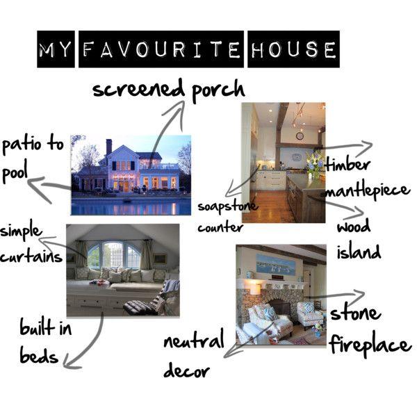 favourite house details