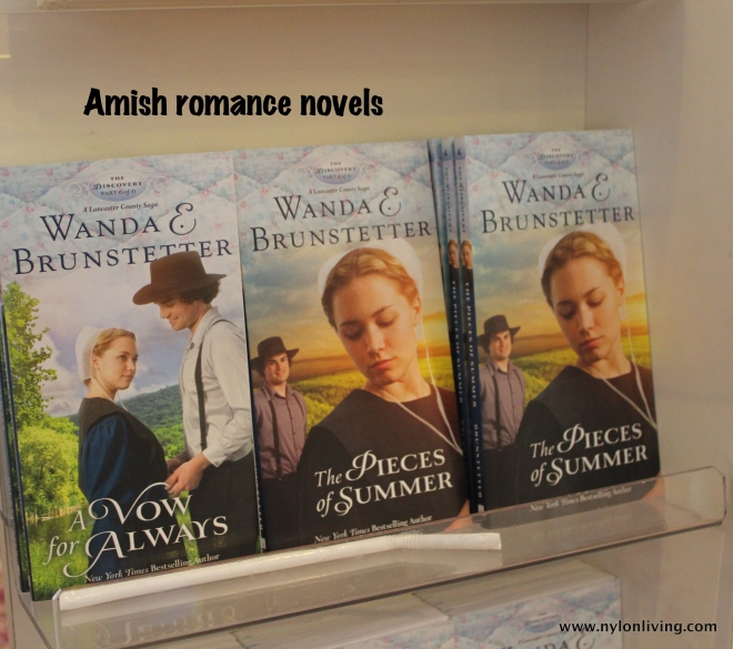 Amish women love romance too!