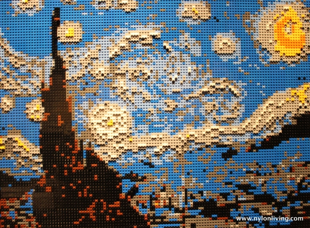 Replica of Starry Night by Vincent Van Gogh
