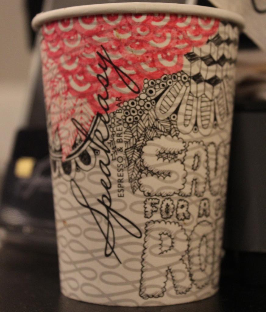 speakeasy cup