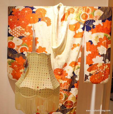 kimono lamp
