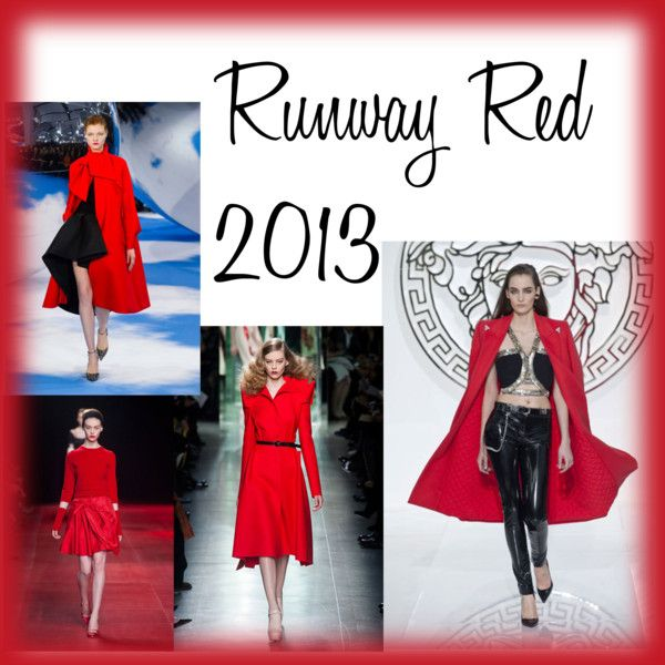 Red on the Catwalk