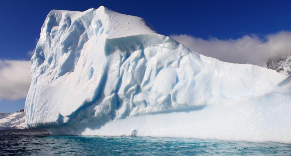 Antartic Iceberg