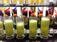 kiwi and honey shooters