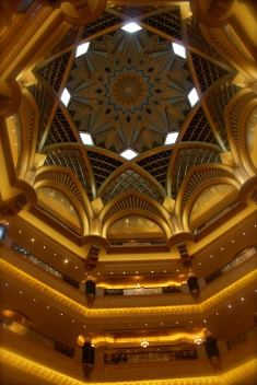 Emirates Palace Grande Dome