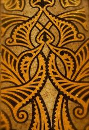 Emirates Palace Tile Detail