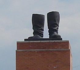 memento park boots