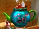 teapot ornament