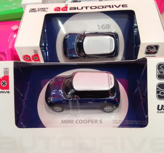 Mini Cooper USB