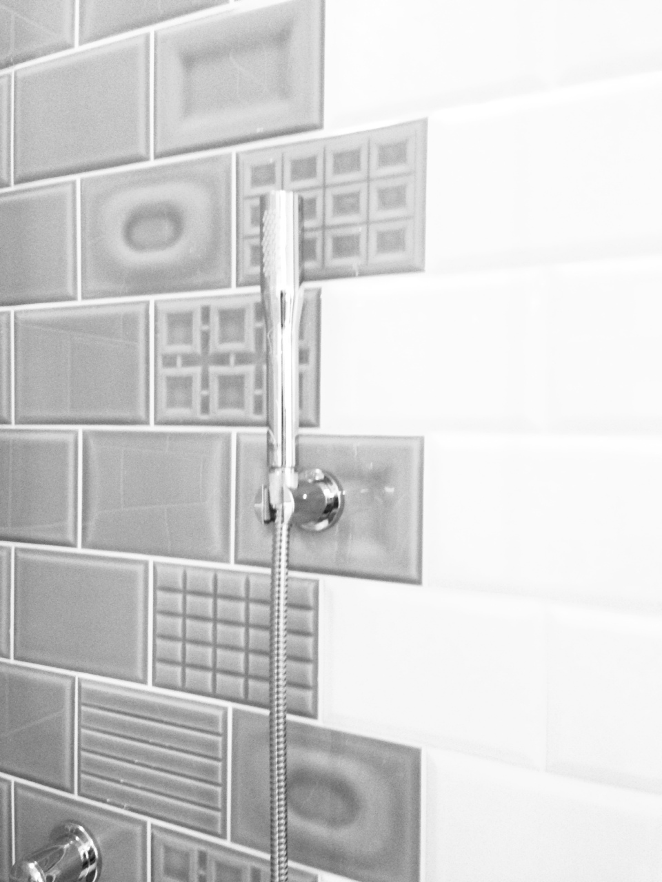 subway textured tile