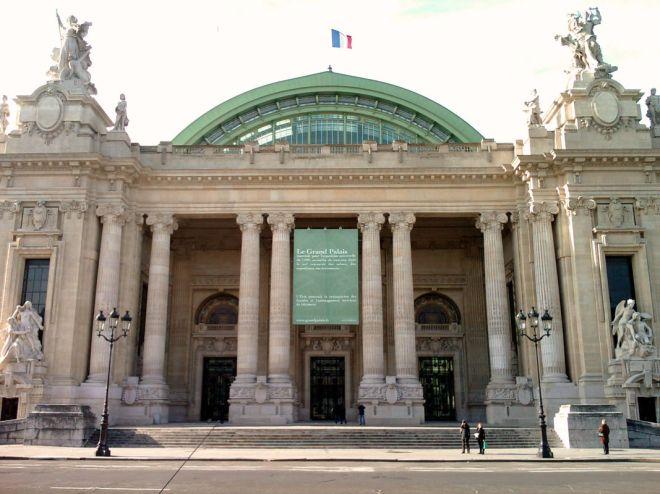 grand palais façade