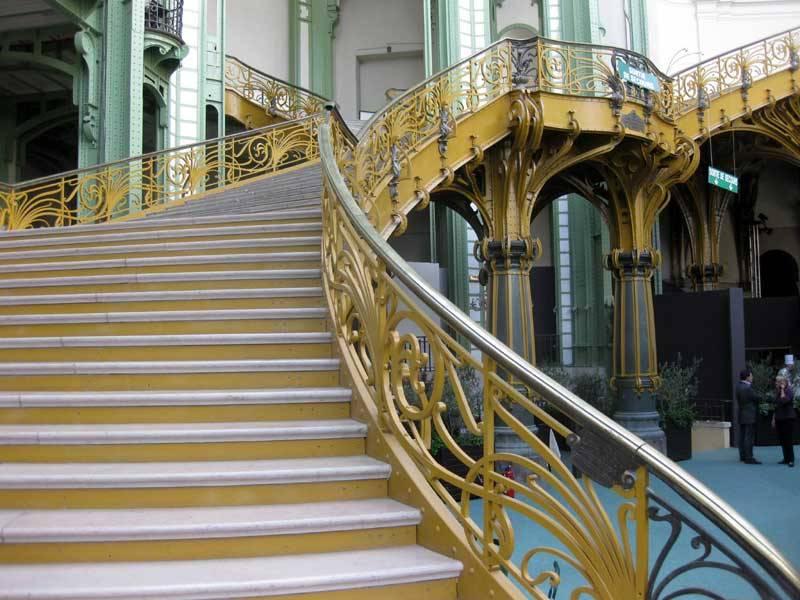 grand palais staircase
