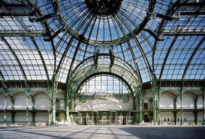grand palais dôme