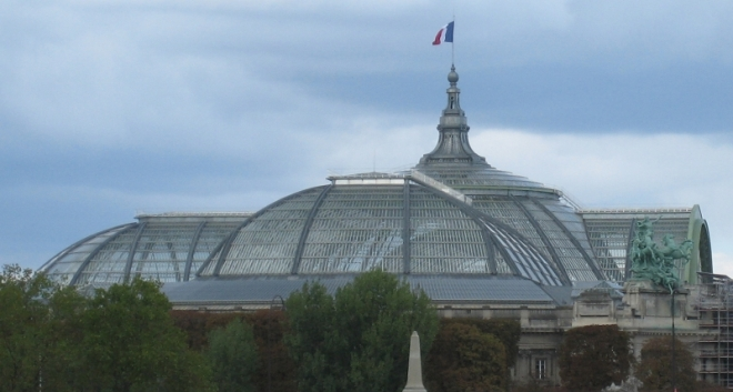 grand palais roof