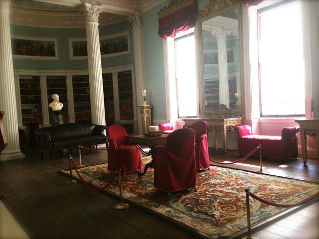 library post-restoration