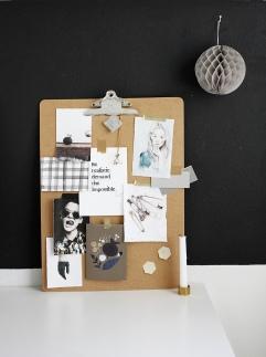 clipboard mood board