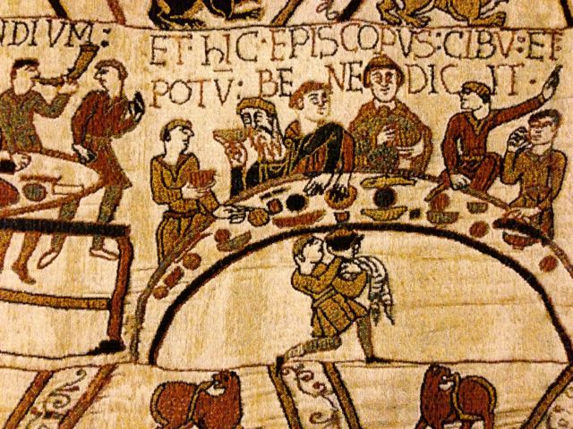 bayeux tapestry copy