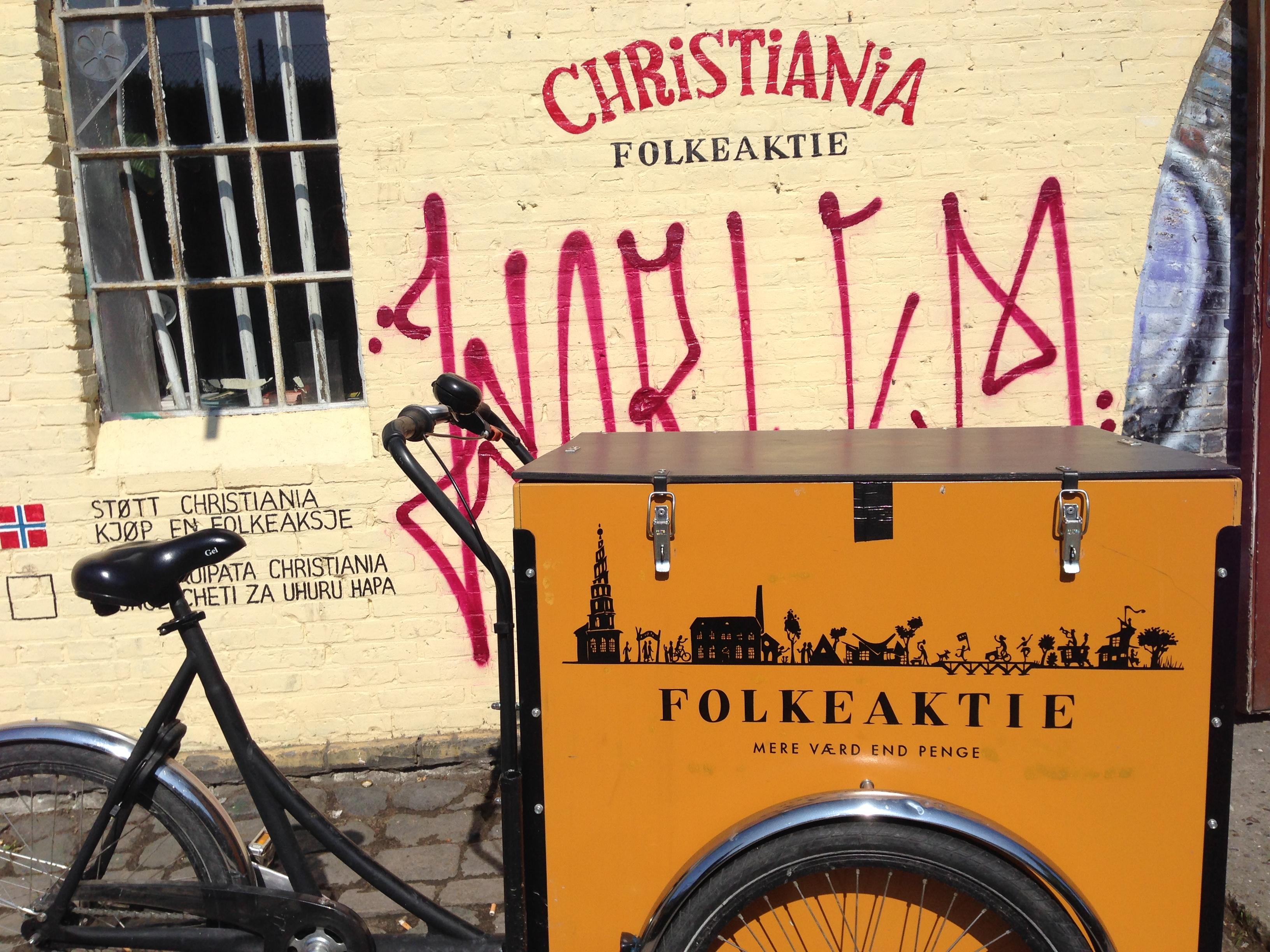 Christiania bike