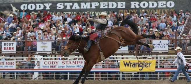 cody stampede rodeo