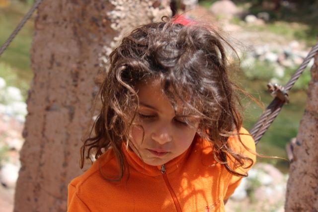 berber child