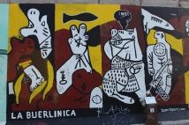 east side gallery artwork guerlinica