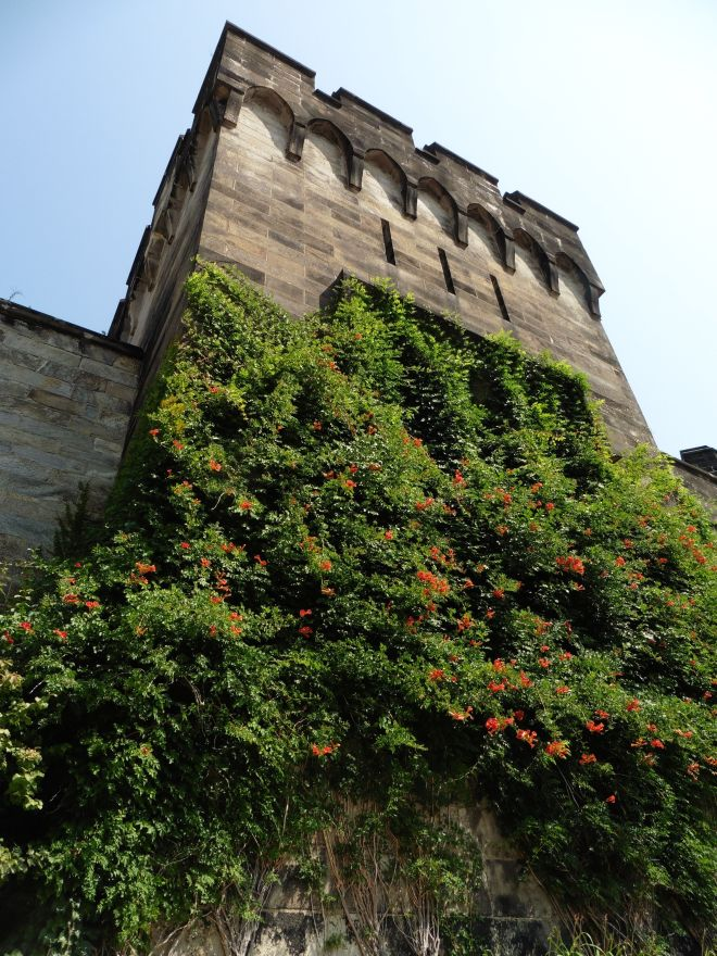 turret at eastern penitentiary