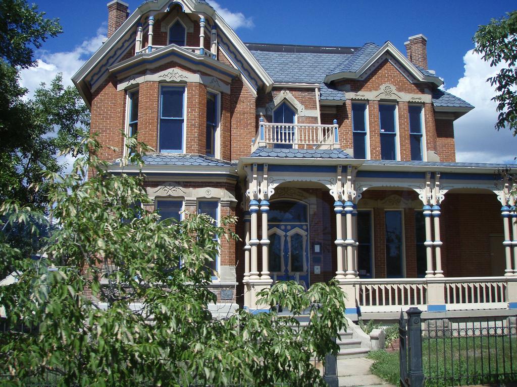 Cheyenne Historic House