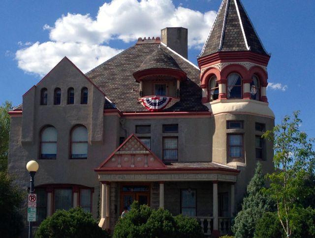 Warren Nagle Mansion