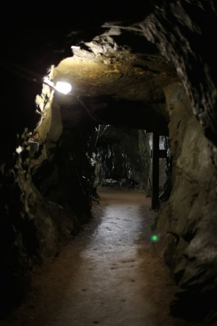 Big Thunder tunnel