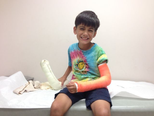 changing cast