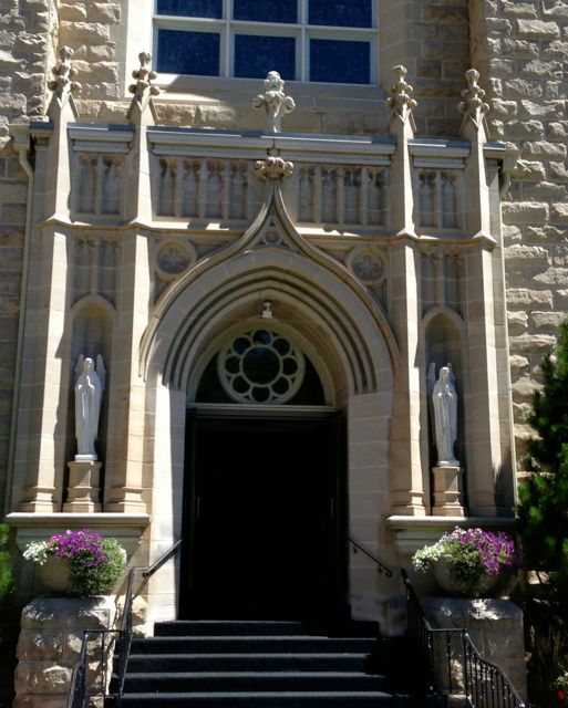 St. Mary's Church in Cheyenne