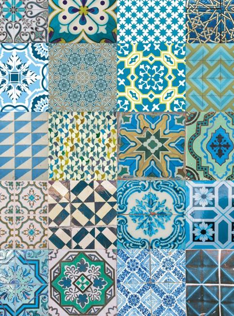 portuguese tiles wallpaper