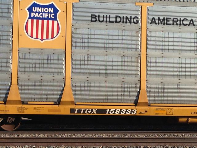 union pacific slogan