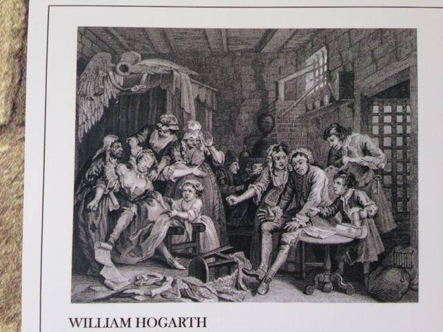 Hogarth's The Prison
